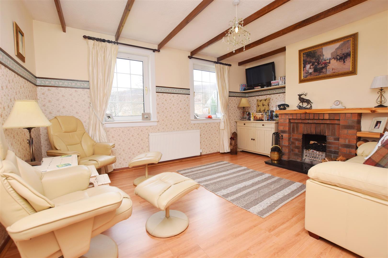 3 Drumcroy, Trinafour, Pitlochry, Perthshire, PH18 5UG, UK